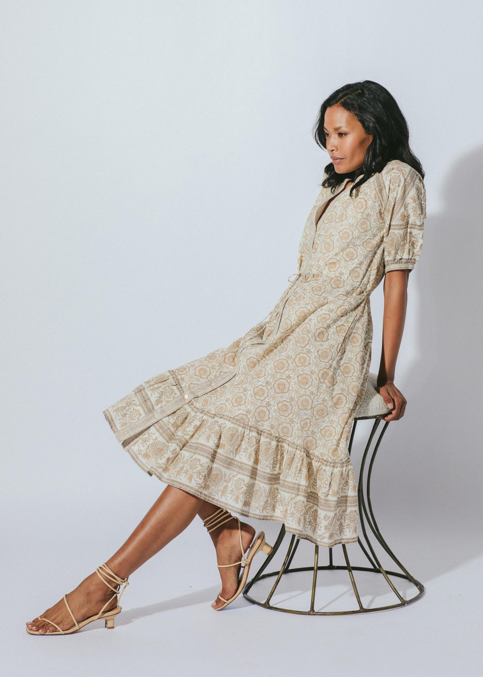 Cleobella Maddelyn Midi Dress