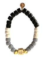 Caryn Lawn Harbor Bracelet- Midnight
