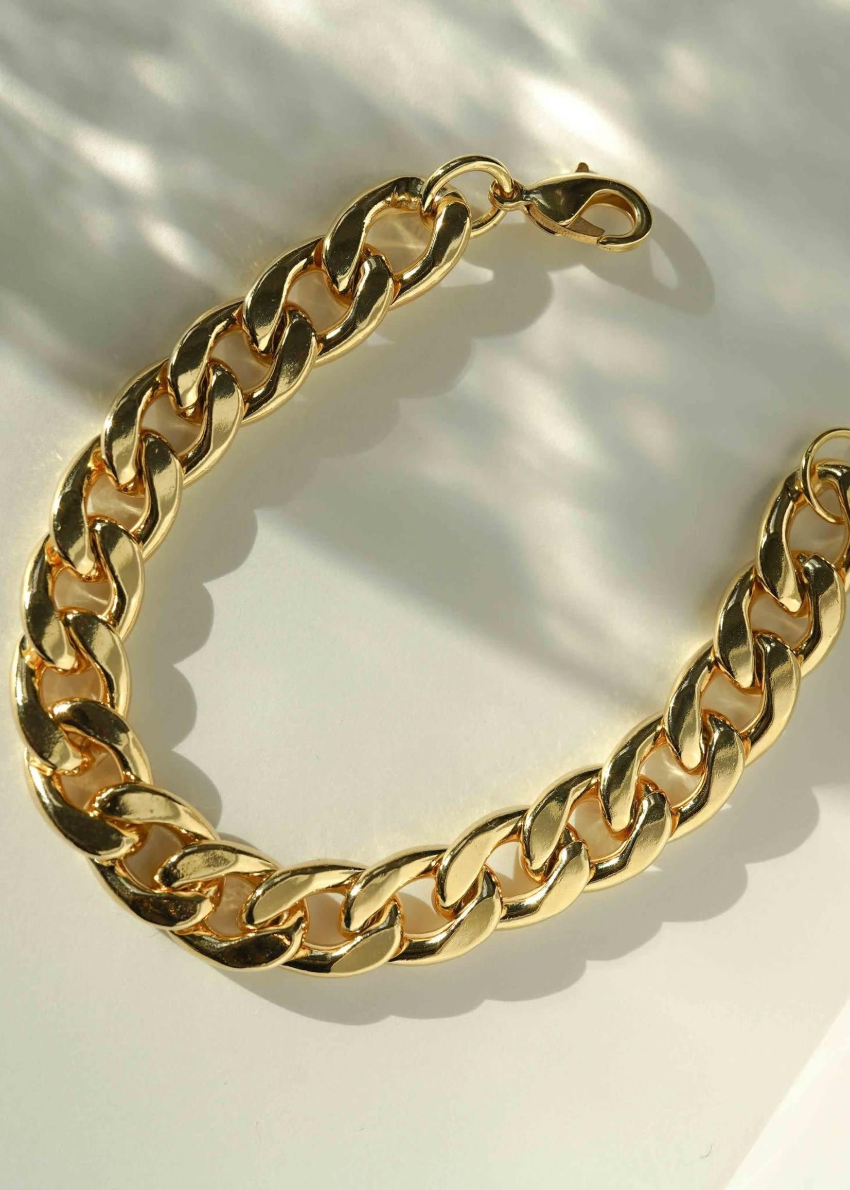Lux Bracelet 14k Gold-Filled
