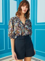 Marie Oliver Finley Top