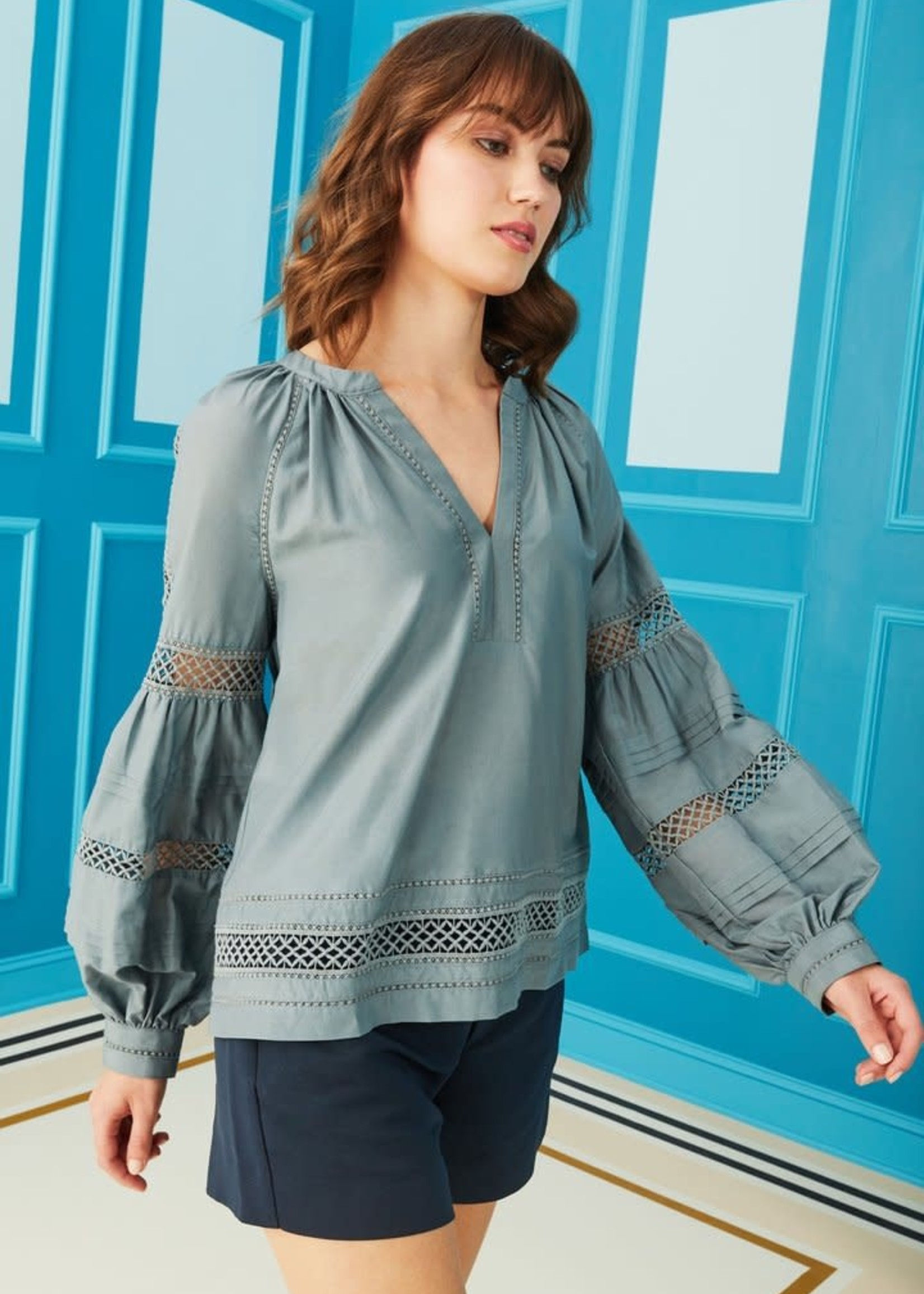 Marie Oliver Journey Blouse