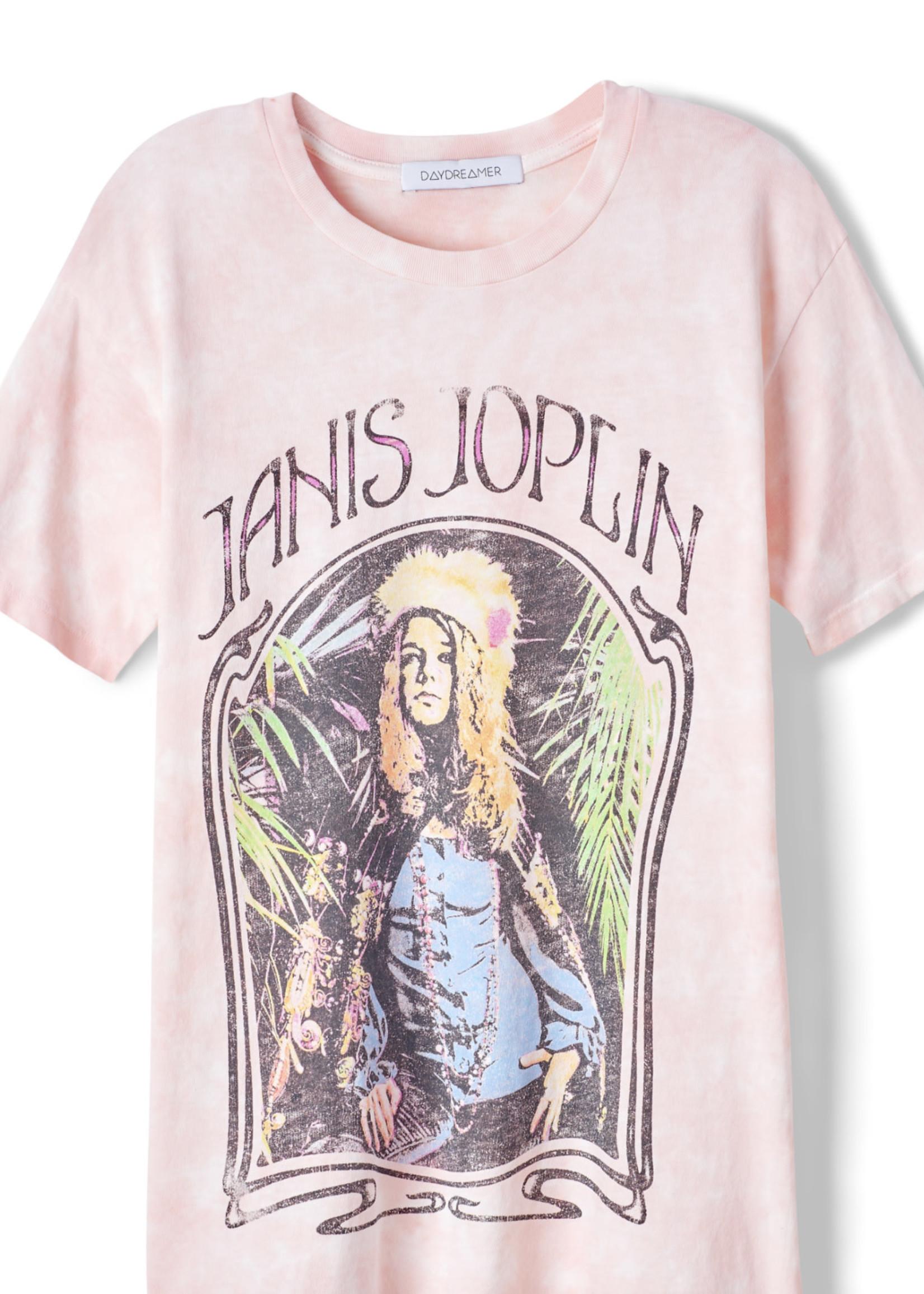 DayDreamer Janis Joplin Art Nouveaux Tee