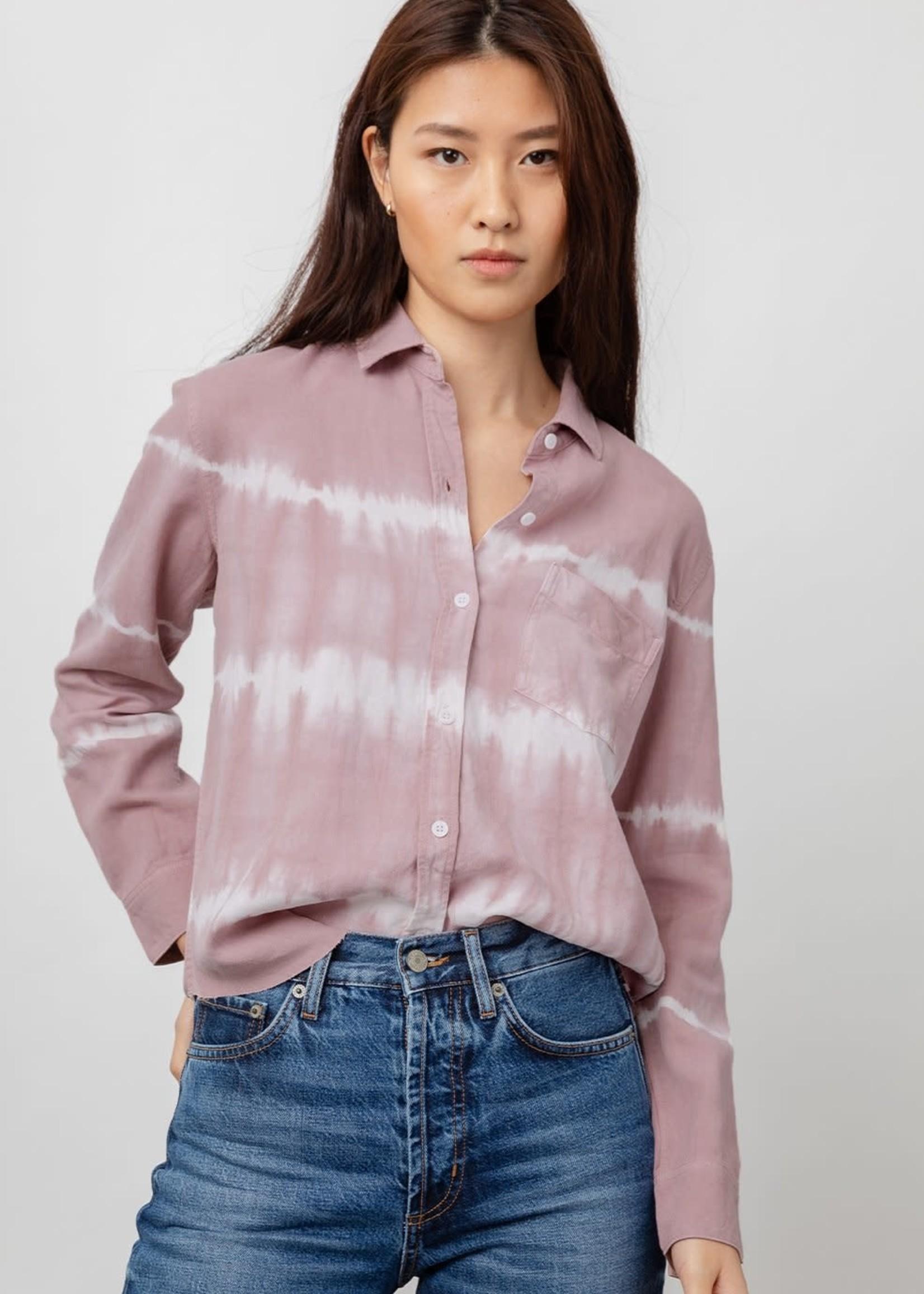 Ingrid Raw Shirt