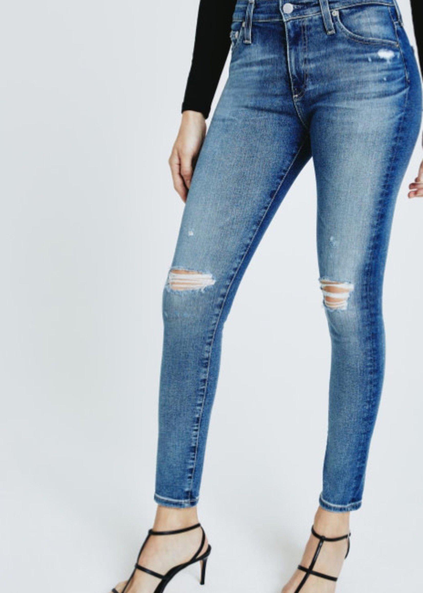 AG Farrah Skinny Ankle