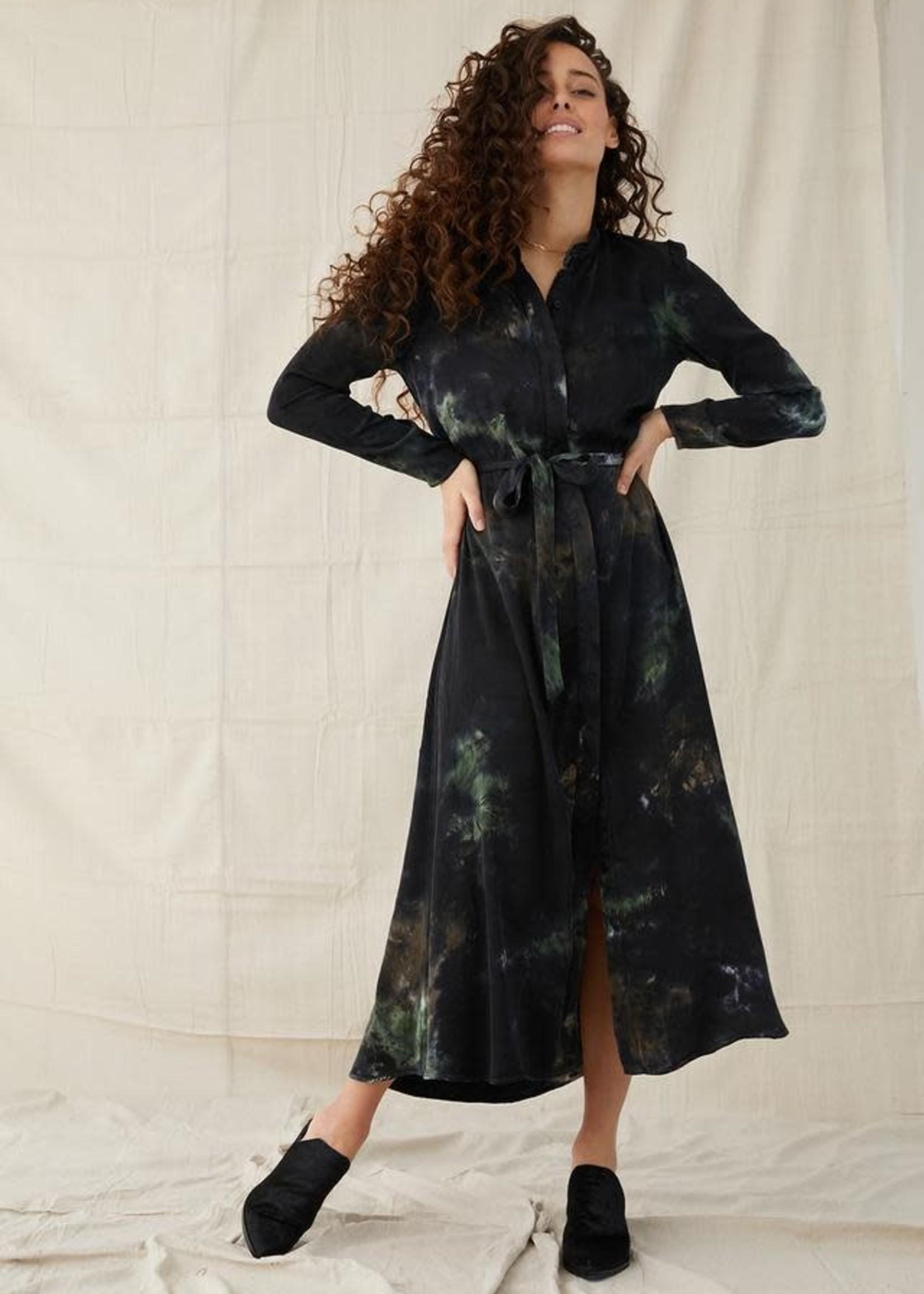 Bella Dahl Maxi Button Down Dress