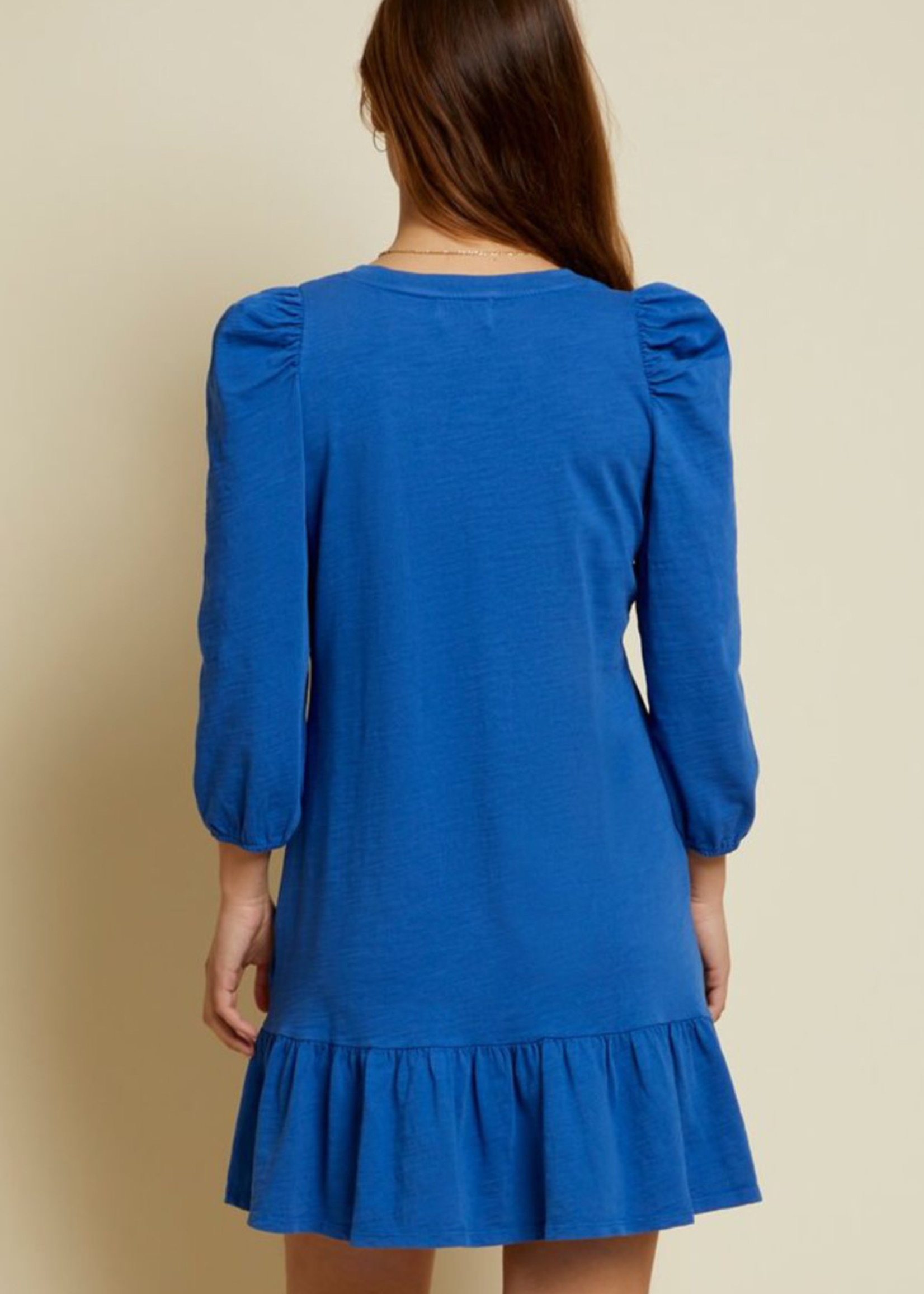Nation Danika Flounce Dress