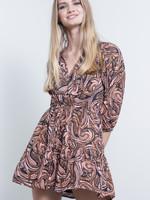 Karina Grimaldi Sofia Mini Dress