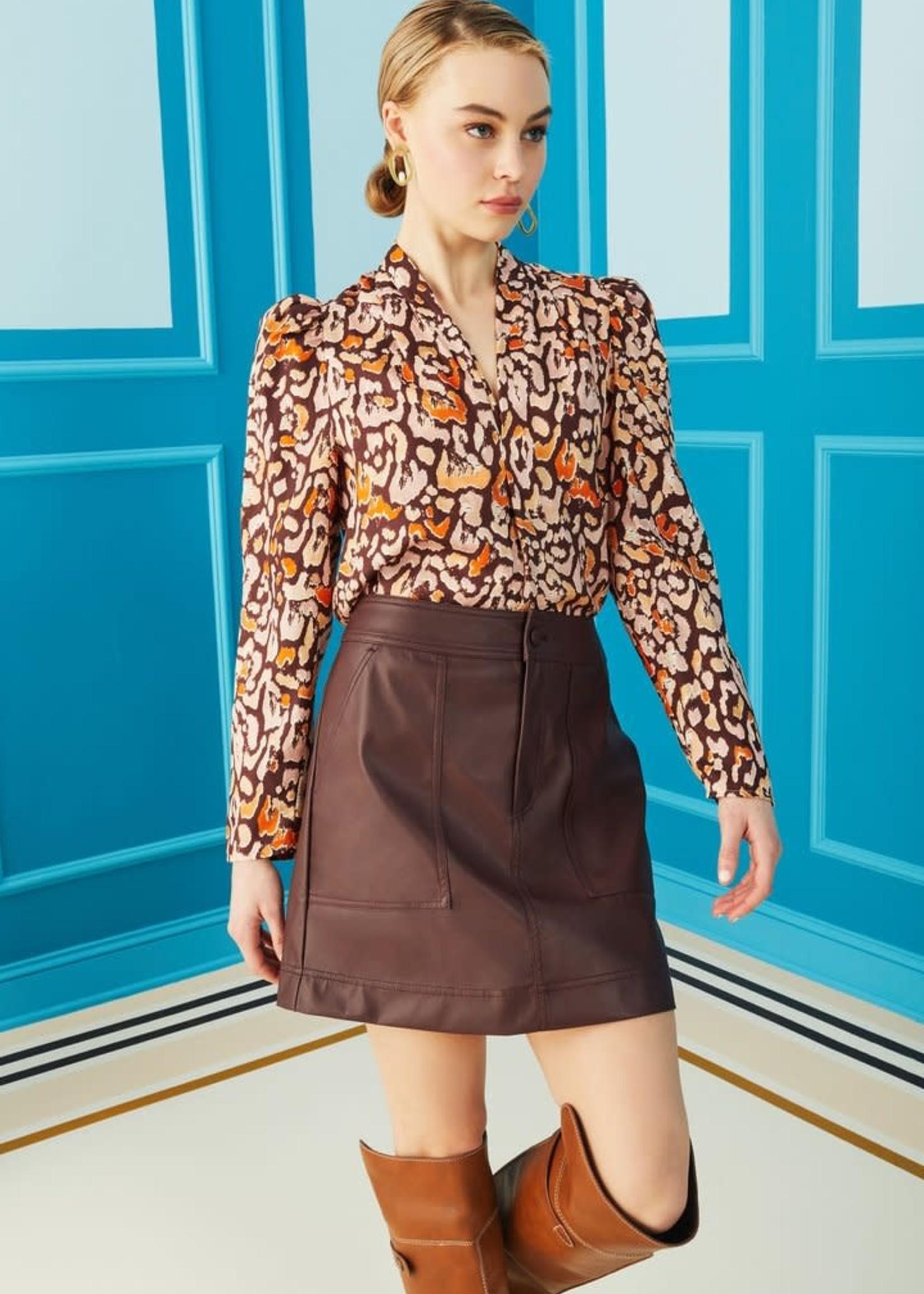 Marie Oliver Braden Skirt