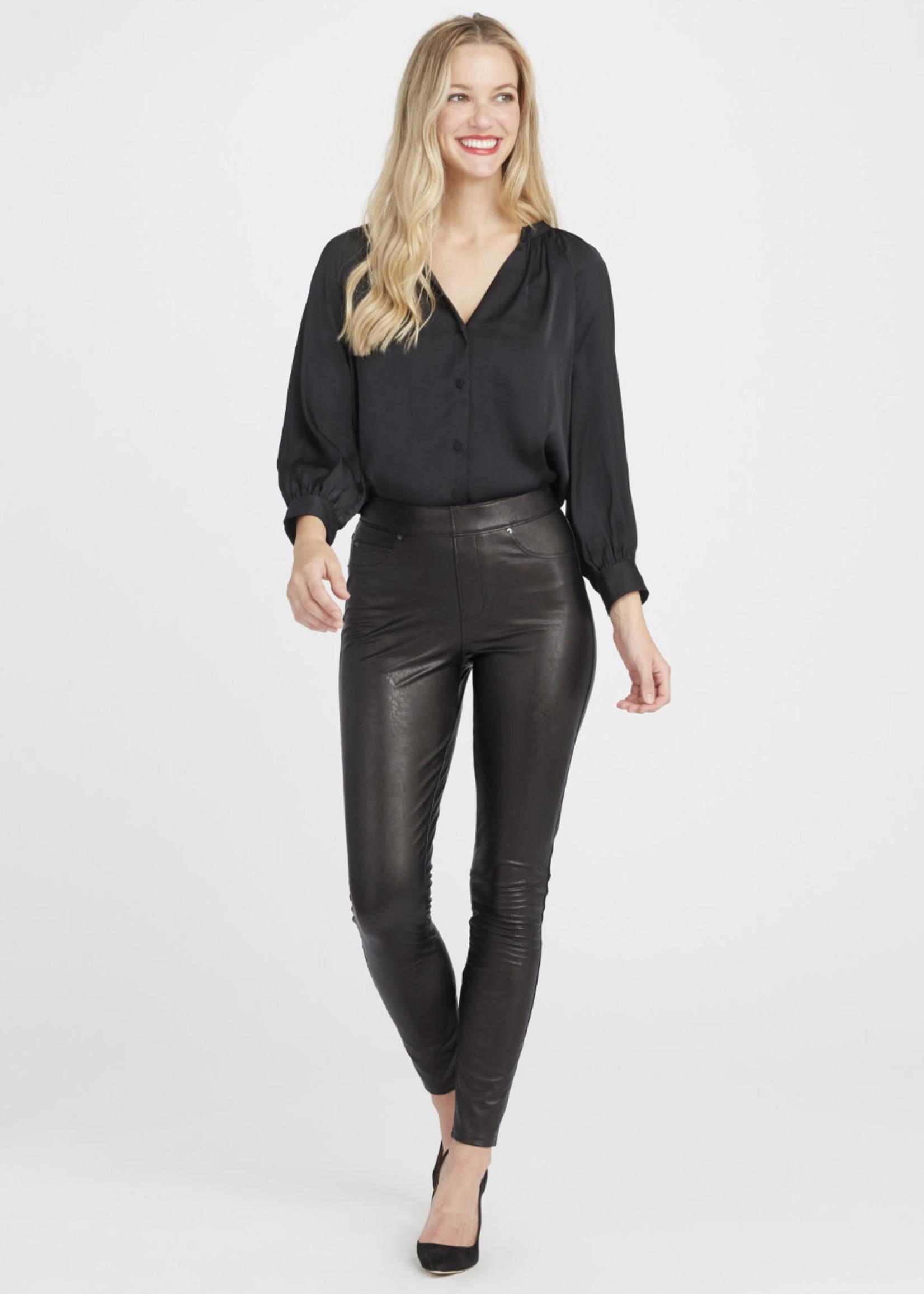 Spanx Leather Like Skinny