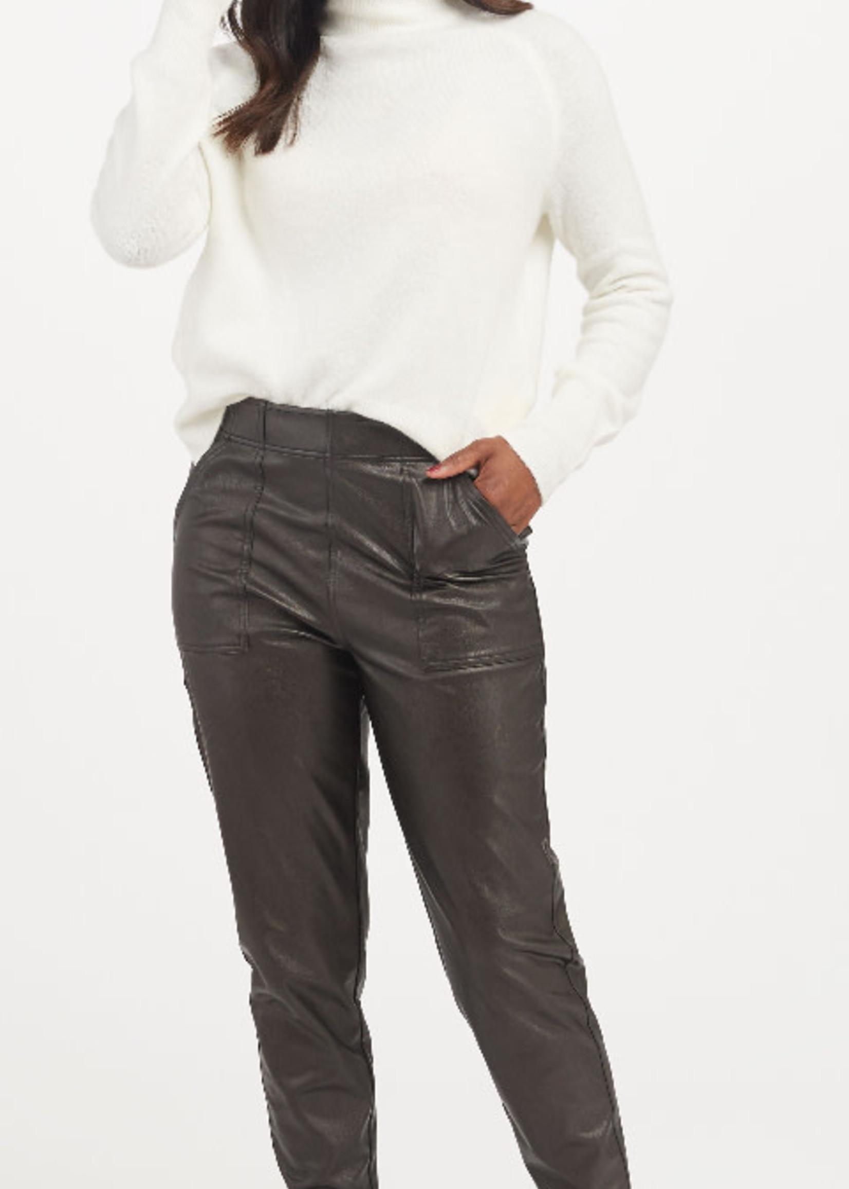 Spanx Leather Like Jogger