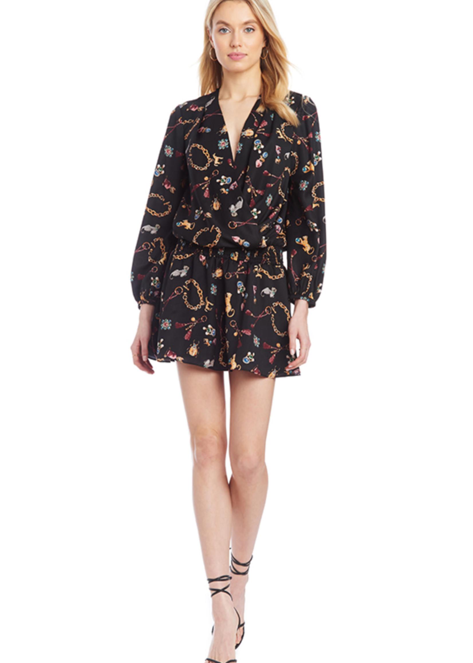Amanda Uprichard Ciara Dress