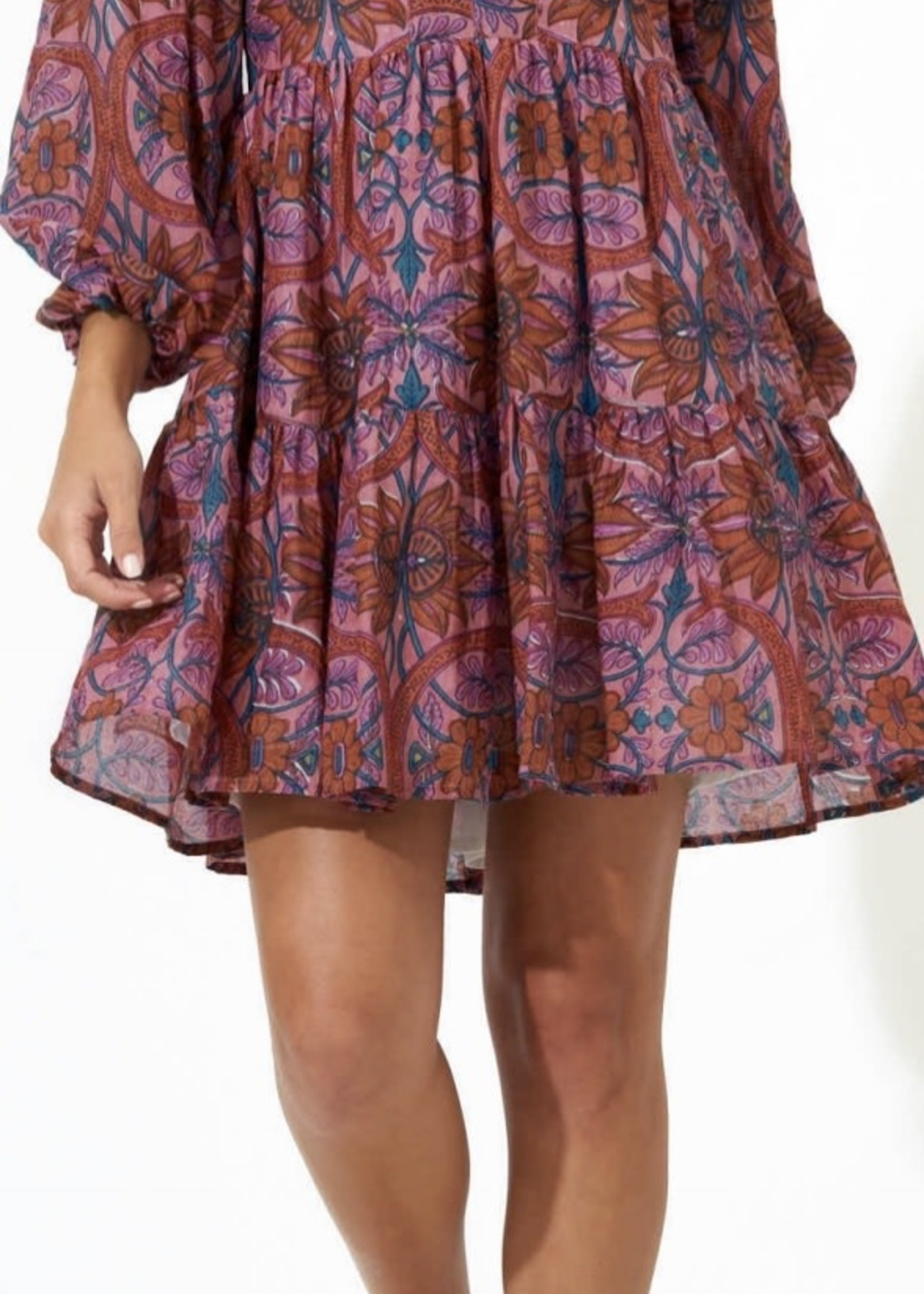 Oliphant Yoke Dress