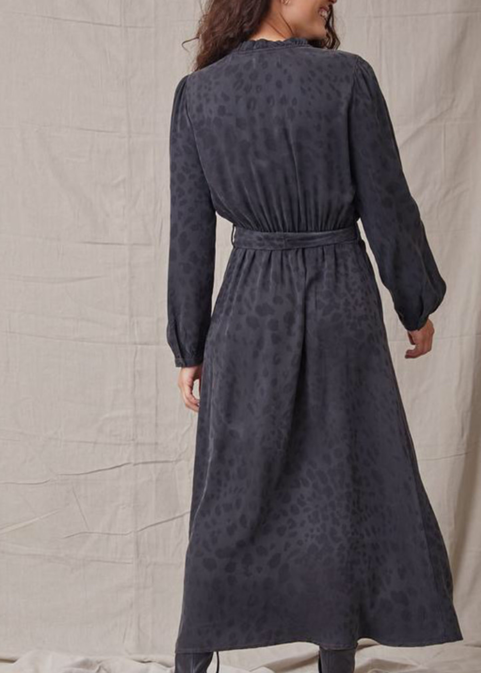 Bella Dahl Keyhole Midi Dress