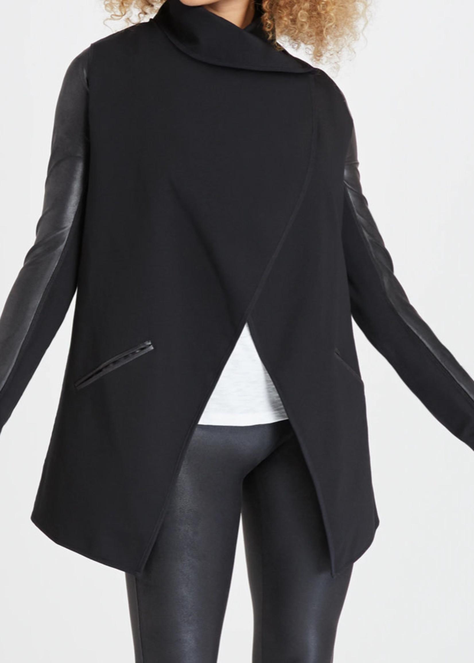 Spanx Drape Front Jacket