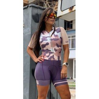 Kafitt Kafitt Womens Skinsuit Urban Nude XL