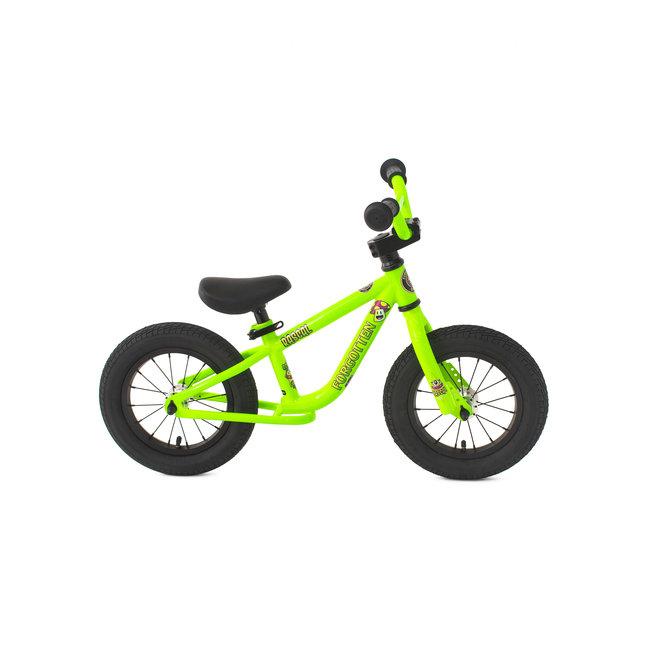 Forgotten 2021 Rascal Balance Bike Gloss Neon Green
