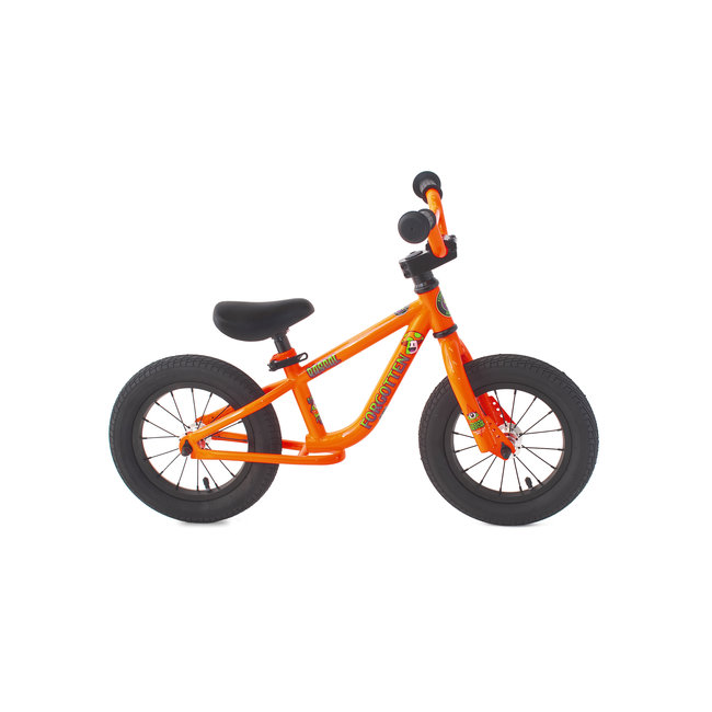 Forgotten 2021 Rascal Balance Bike Gloss Neon Orange