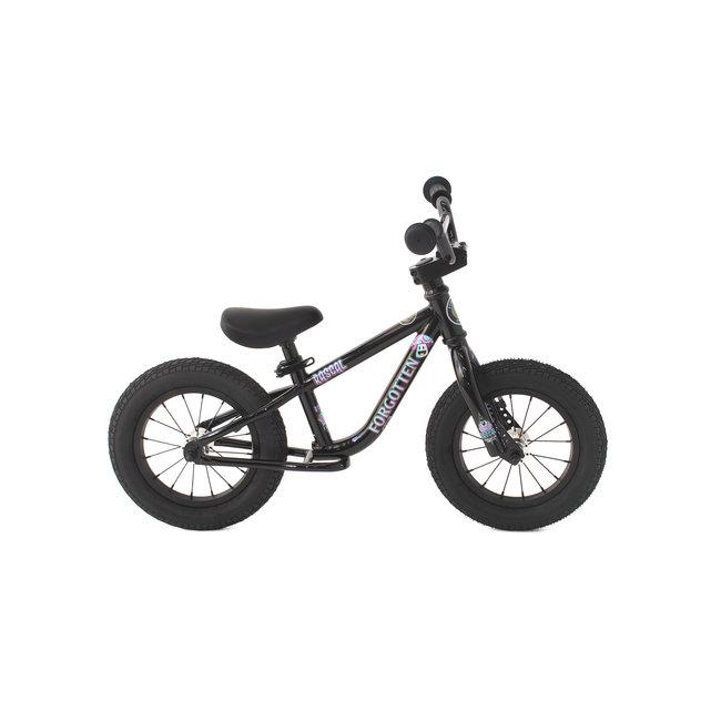 Forgotten 2021 Rascal Balance Bike Gloss Black