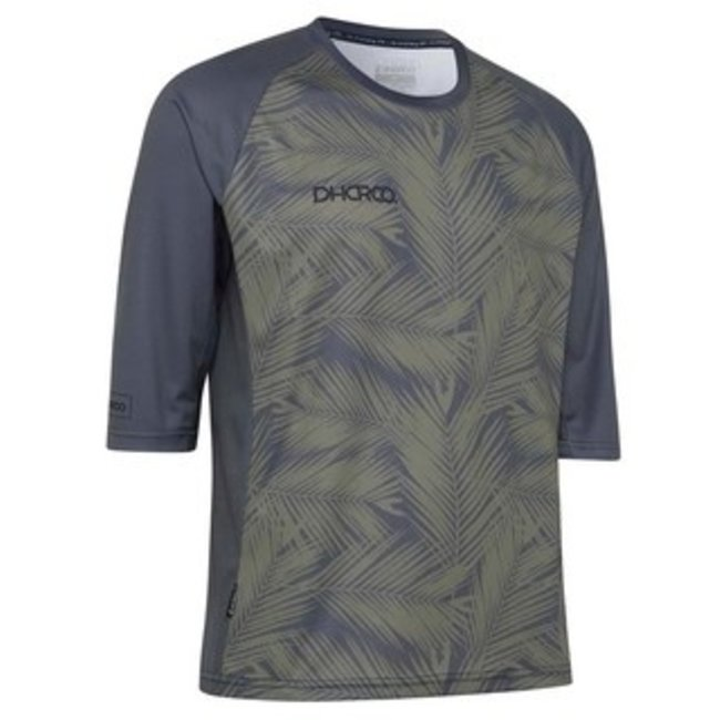 Dharco Mens 3/4 Jersey 2021 Carbon Blades M