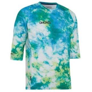 DHARCO Dharco Mens 3/4 Jersey 2021 Tie Dye L