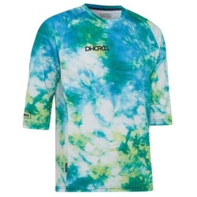 Dharco Mens 3/4 Jersey 2021 Tie Dye L