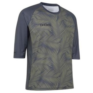 DHARCO Dharco Mens 3/4 Jersey 2021 Carbon Blades L