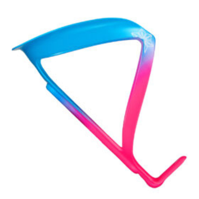 Supacaz Fly ALI Cage Neon Pink/Blue
