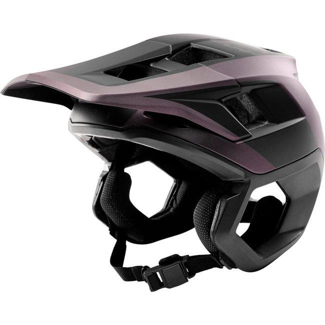 Fox Dropframe Helmet med Black/Irid