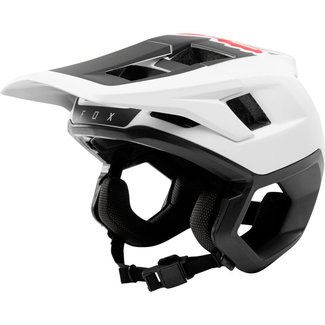 FOX Fox Dropframe Helmet med White/Black