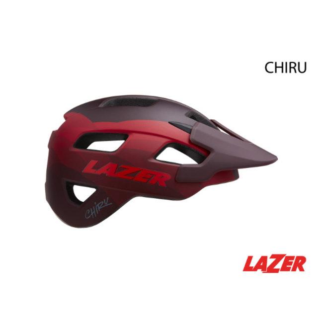 Lazer Chiru Helmet Small Matt Red