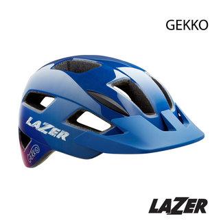 LAZER Lazer Gekko Helmet Dark Blue