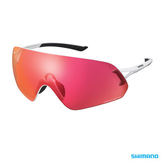 Shimano Shimano Aerolite P Glasses Metallic White Ridescape RD