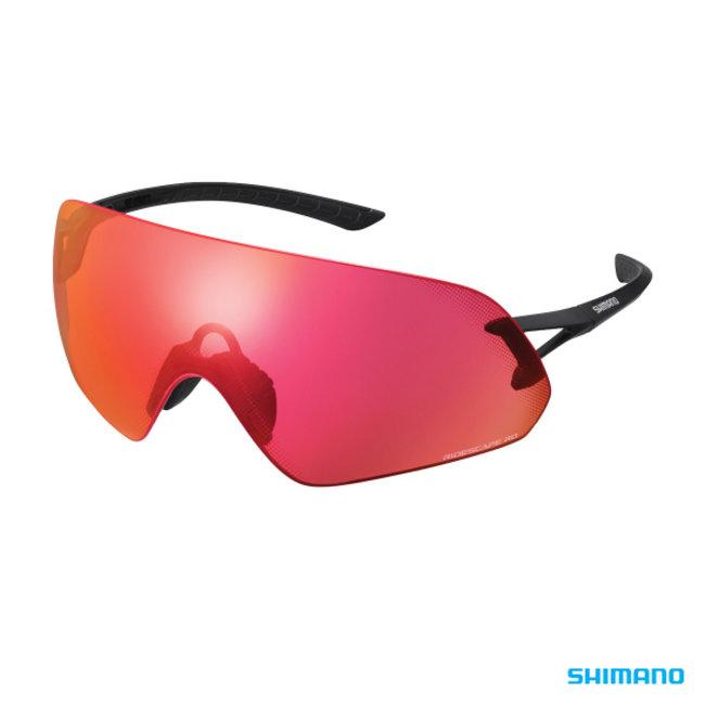 Shimano Aerolite P Glasses Matte Black Ridescape RD