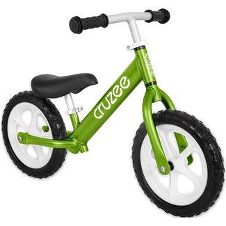 "Cruzee Cruzee 12"" Balance Bike Green"