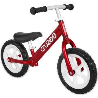 """Cruzee Cruzee 12"""" Balance Bike Red"""