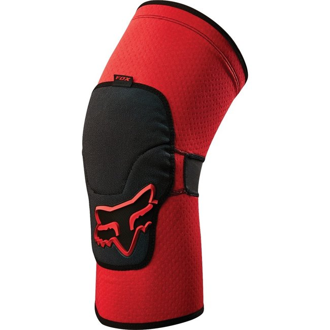 Fox Launch Enduro Knee Pad X-Large Red