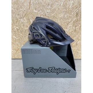 TROY LEE DESIGNS TLD A2 Helmet with Mips Dark Blue 2XL