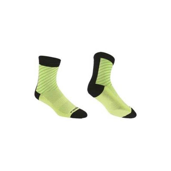 BBB Thermofeet Socks Black/NeoYellow 39-43