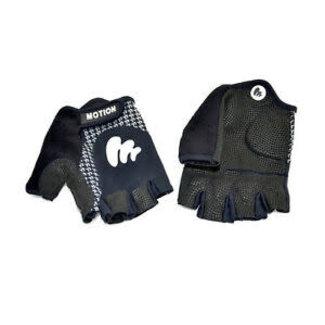 MOTION Motion Fingerless Race Glove - Men Black XS