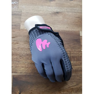 MOTION Motion F/Finger Race Glove - Women Grey XL