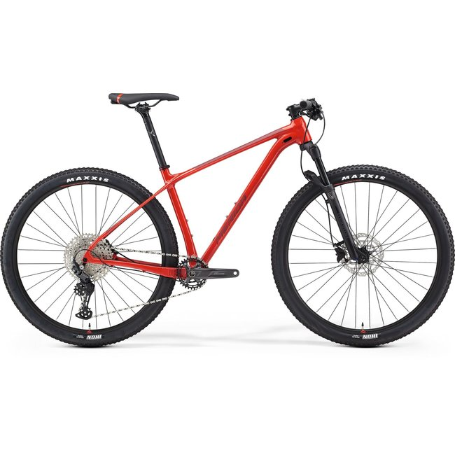 21 BIG NINE LIMITED - GLOSSY RACE RED (MATT RED)
