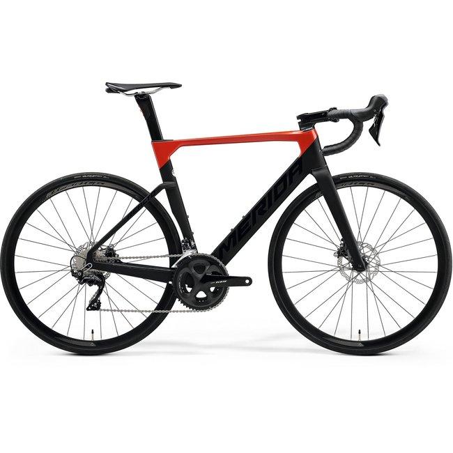 Merida 21 REACTO 4000 - GLOSSY RED/MATT BLACK
