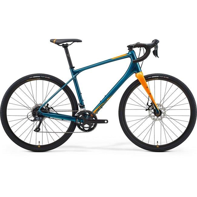 Merida 21 SILEX 200 - TEAL BLUE (ORANGE)