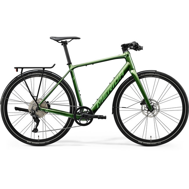 Merida 21 eSPEEDER 400 EQ - SILK GREEN(LIGHT GREEN)