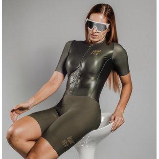 Kafitt Kafitt Skinsuit Womens Luxury Malaquita
