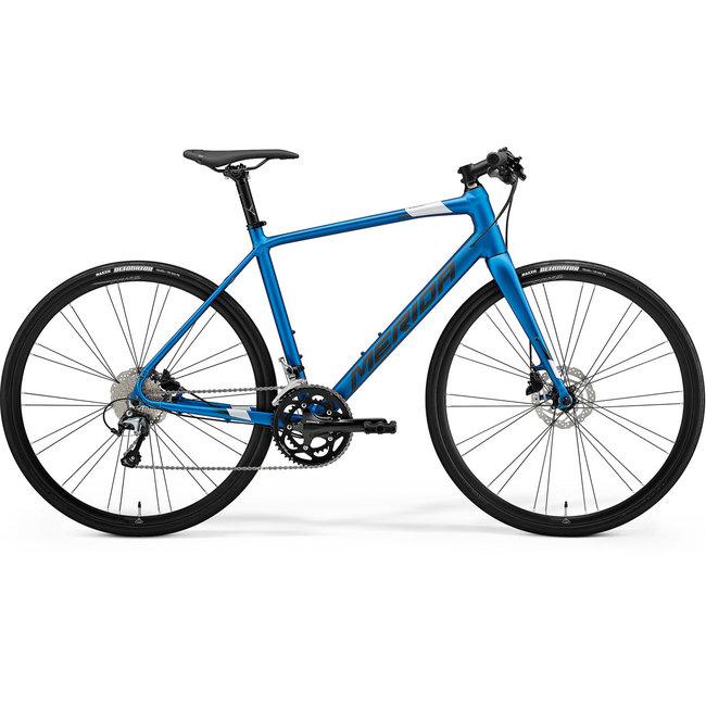 Merida 21 SPEEDER 300 - SILK BLUE (DARK SILVER)