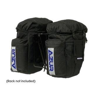 AZUR Azur Commuter Pannier Bag Set