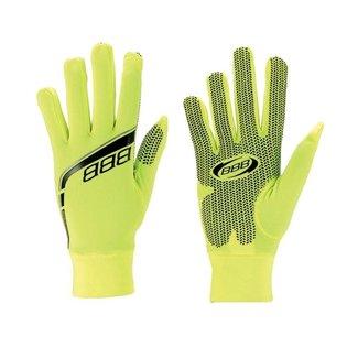 BBB BBB RACESHIELD GLOVES  Small Neon Yellow