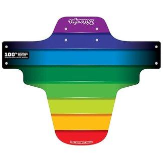 Dirt Surfer Dirtsurfer Rainbow Mudguard