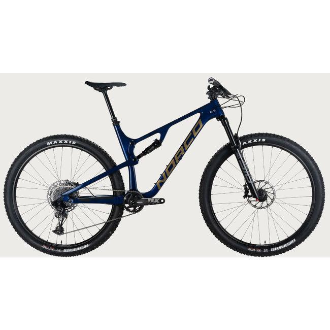 Norco 21 REVOLVER FS 2 120 - BLUE/COPPER